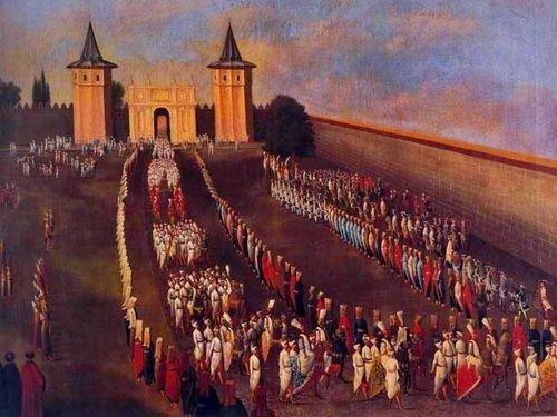 Osmanlıda Askeri Ocaklar