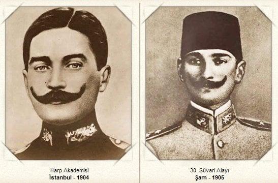 Atatürkün Öğrenim Hayatı