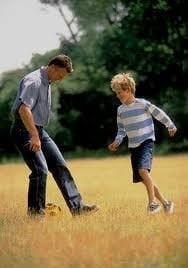 Oğul ile Baba Betimlemesi