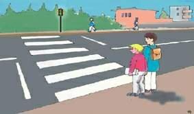 Çocuk Gözüyle Trafik Kompozisyonu