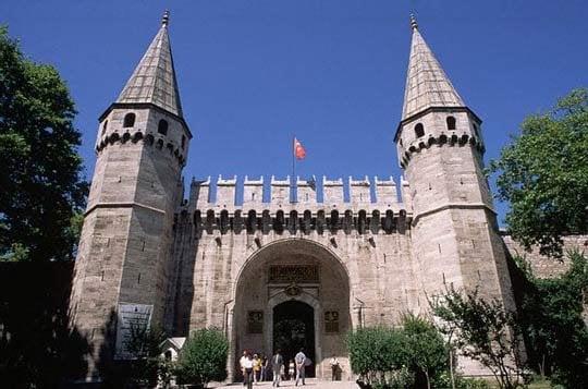 İstanbuldaki Saraylar Listesi