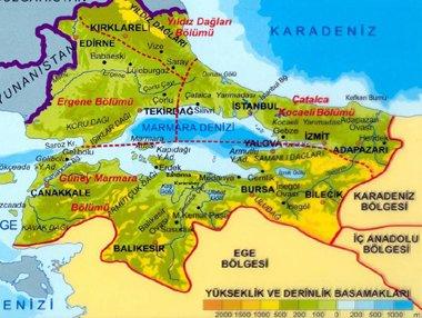 Marmara İkliminin Özellikleri
