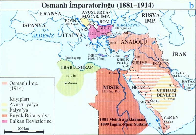 Osmanlı Devlet Birimleri