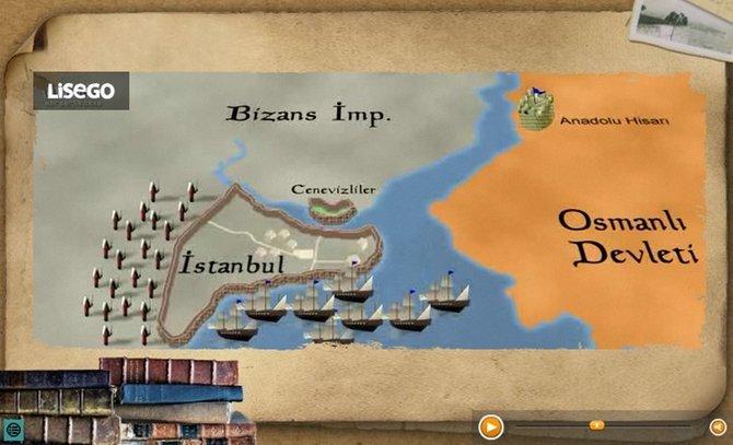 2. İstanbul Kuşatması 1395 Yıldırım Beyazıd